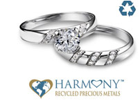 Eco-friendly Engagement and Wedding Rings