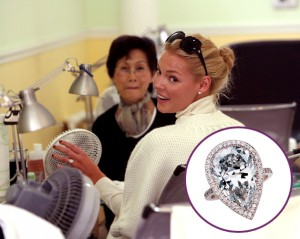 Katherine Heigl Engagement Ring