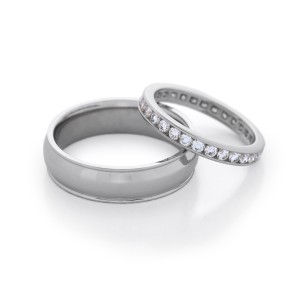 Wedding Bands from Danforth Diamond
