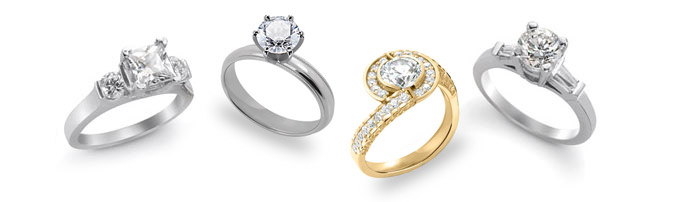 Choosing the Right Metal for Diamond Engagement Rings
