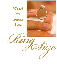 How to guess a ring size