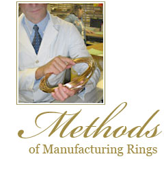 Ring Manufacturing Methods