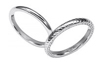 platinum womens wedding rings