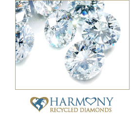HARMONY Recycled Diamonds