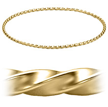 band collections gold twisted seng chic jewelry infinity elegant products dana collection bracelet